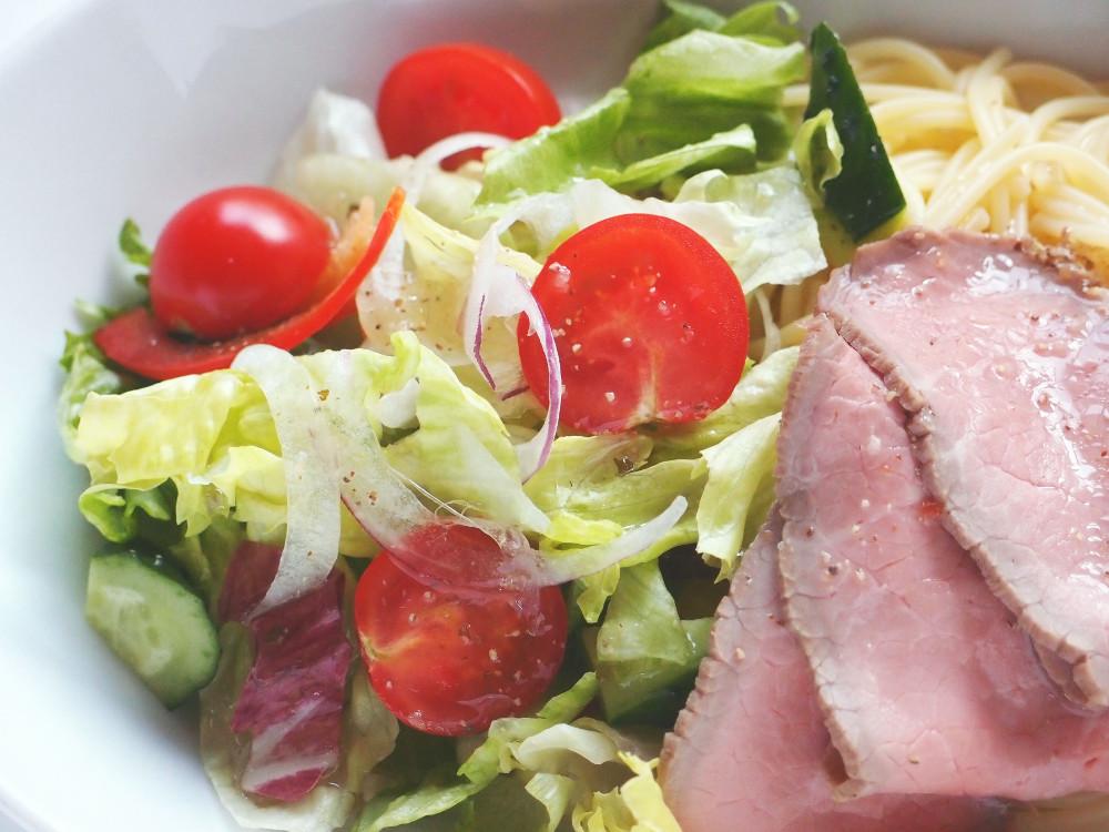 Dieta Kopenhaska - posiłek
