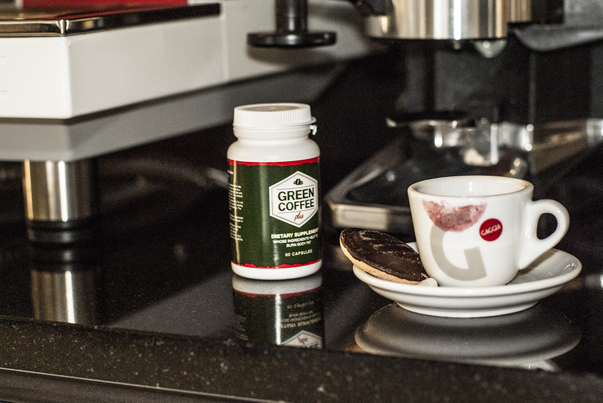 Tabletki CGA800 czy Green Coffee Plus